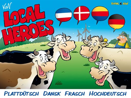 Local Heroes E-Book viersprachig
